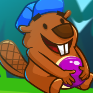 Beaver Bubble Shooter