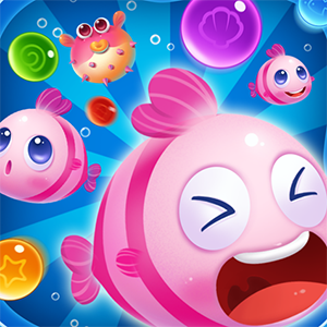 Bubble Fish Shooter