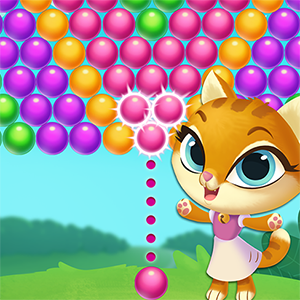 Kitty Bubbles Shooter