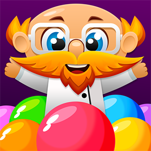 Professor Bubble Shooter