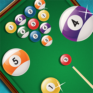 Pool Bubble Shooter Billiards