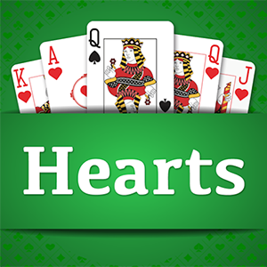 Hearts Classic Card Game