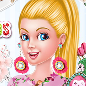 Barbie New Earrings